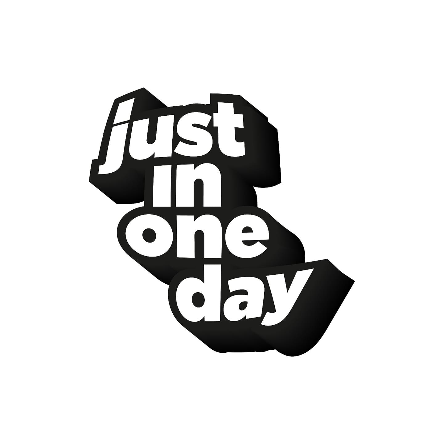 Just in one day logo
